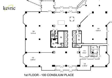 100 Consilium, Suite 112