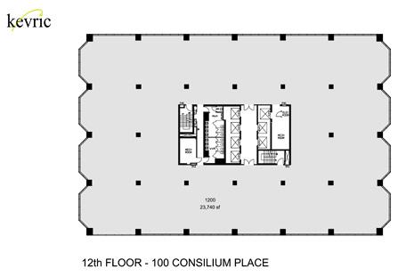 100 Consilium, Suite 1200