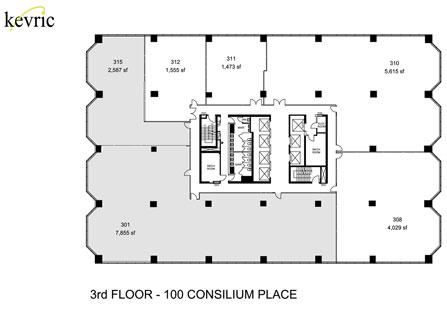 100 Consilium, Suite 301