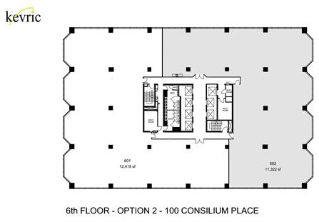 100 Consilium, Suite 602
