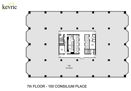 100 Consilium, Suite 700