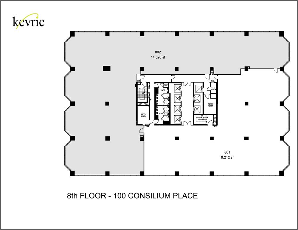 100 Consilium Suite 802 Consilium Place