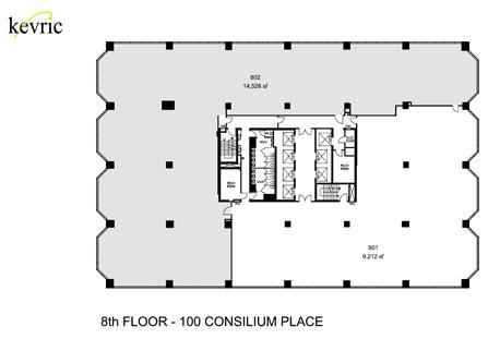 100 Consilium, Suite 802