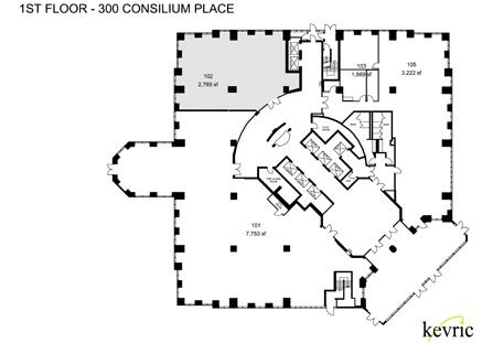 300 Consilium, Suite 102