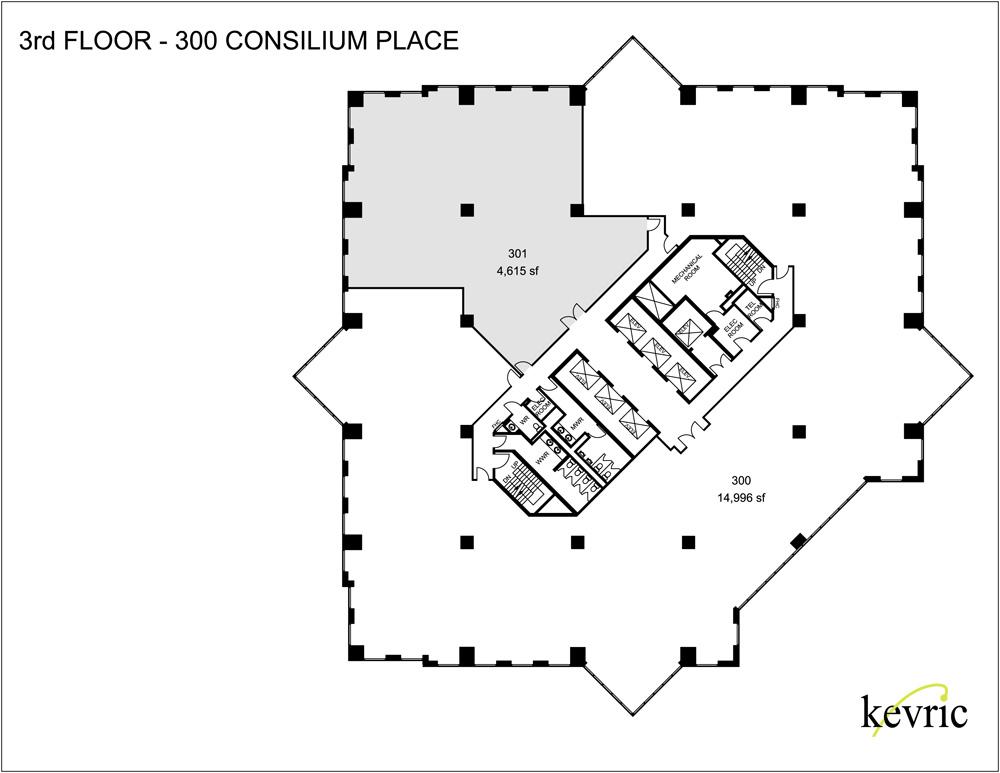 300 Consilium Suite 301 Consilium Place